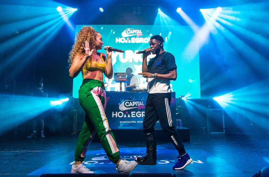 Ella Eyre Yxng Bane Homegrown Live July 2018