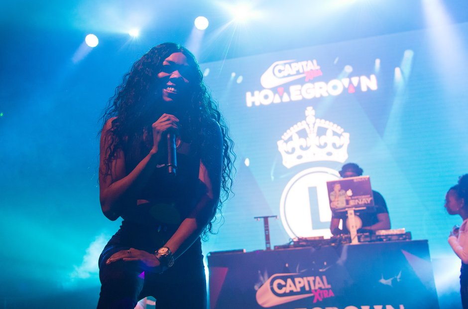 Lady Leshurr Homegrown Live July 2018