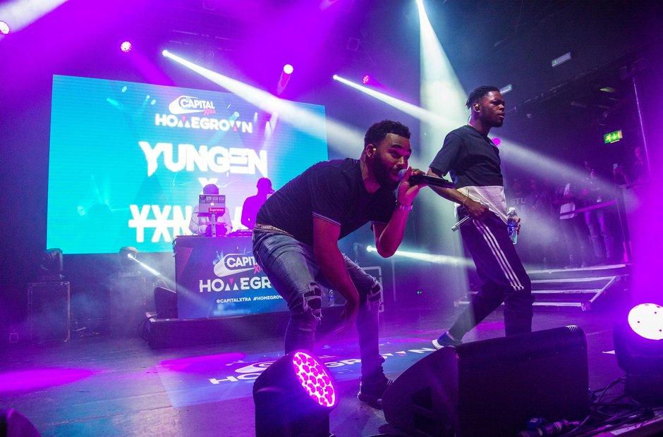 Yungen Yxng Bane Homegrown live