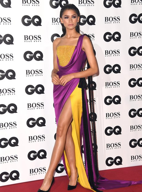 Zendaya at the GQ Awards 2018