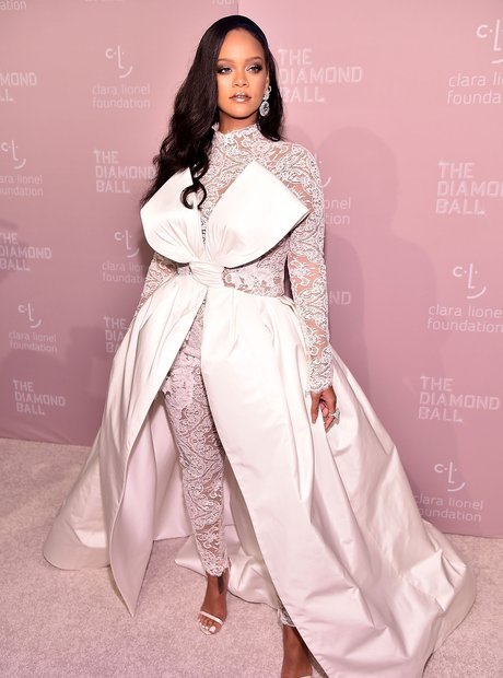 Rihanna's 4th Annual Diamond Ball 2018