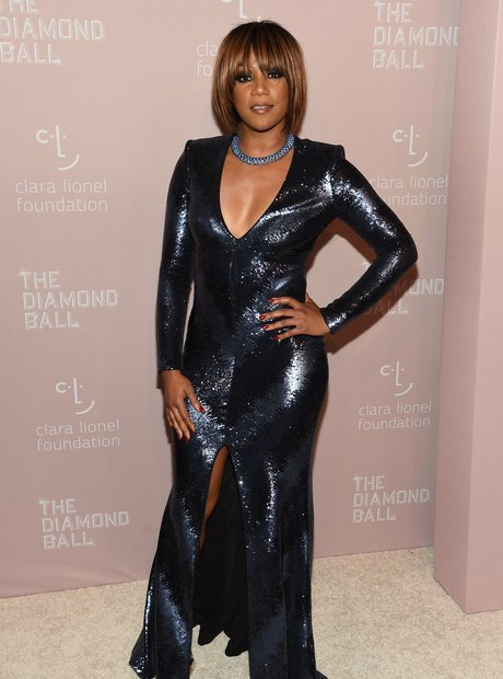 Tiffany Haddish at Rihanna's 4th Annual Diamond Ba