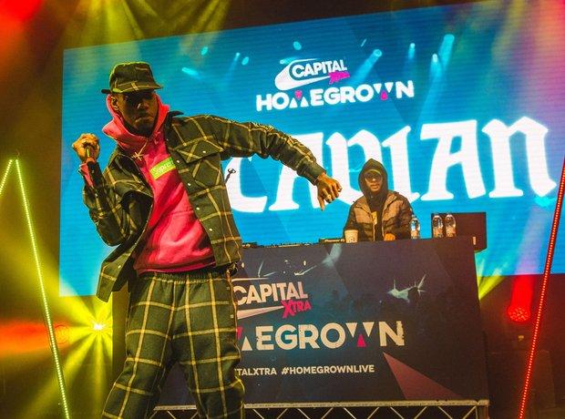 Capital XTRA Homegrown Live