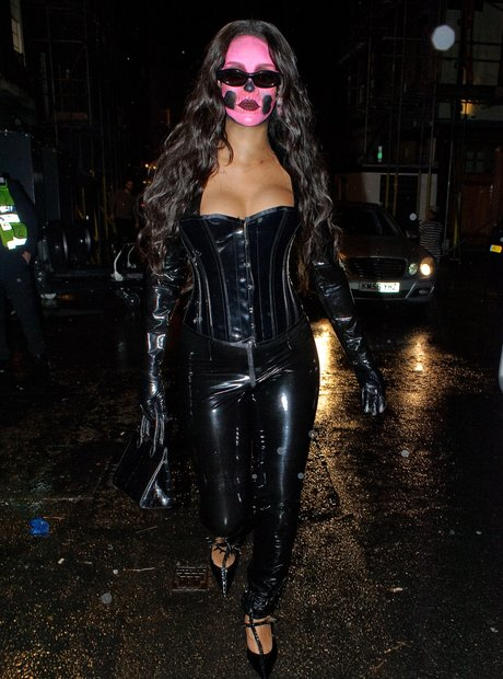 Rihanna on Halloween 2018