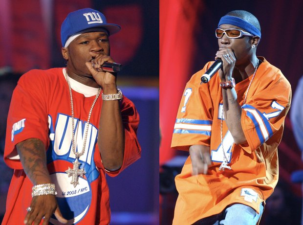 The Complete History Of 50 Cent And Ja Rule's Relationship