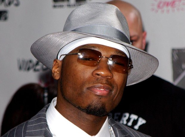 50 Cent in 2003