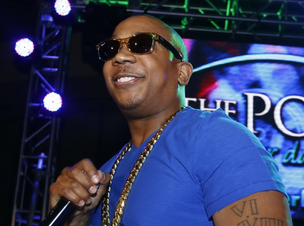 Ja Rule in 2014