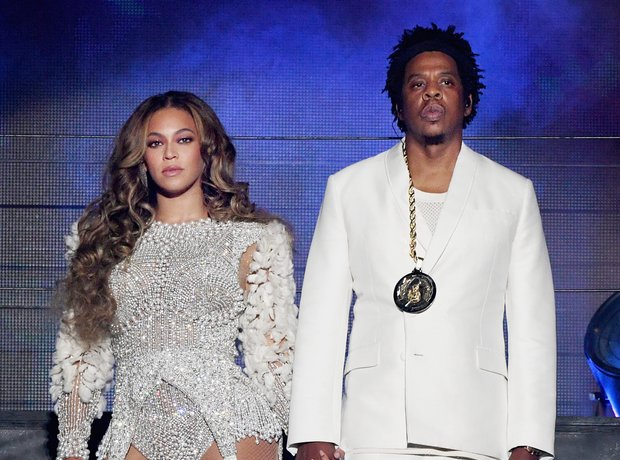 Beyoncé and JAY-Z perform at the 'On The Run 2' To