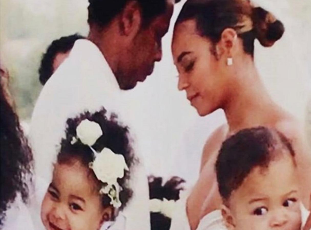 Beyonce and JAY-Z renew their wedding vows