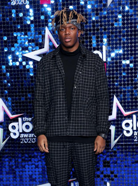 How tall is KSI?