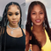Image 1: Saweetie and her mom