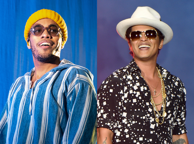 Anderson .Paak and Bruno Mars formed a new group,