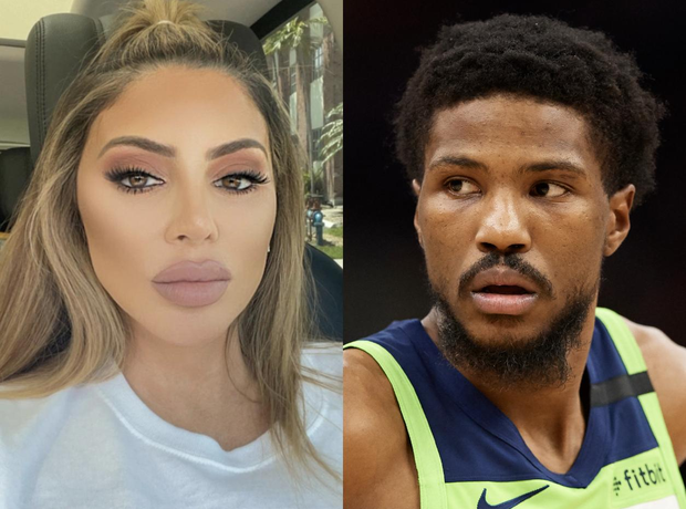 Is Larsa Pippen dating Malik Beasley?