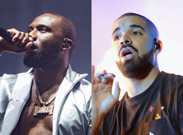 Does Headie One have a song with Drake?